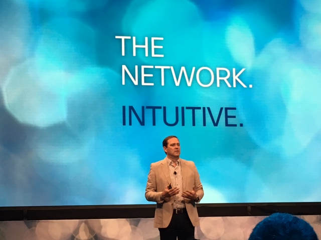 Cisco Touts Intent-Based Networking Future | IT