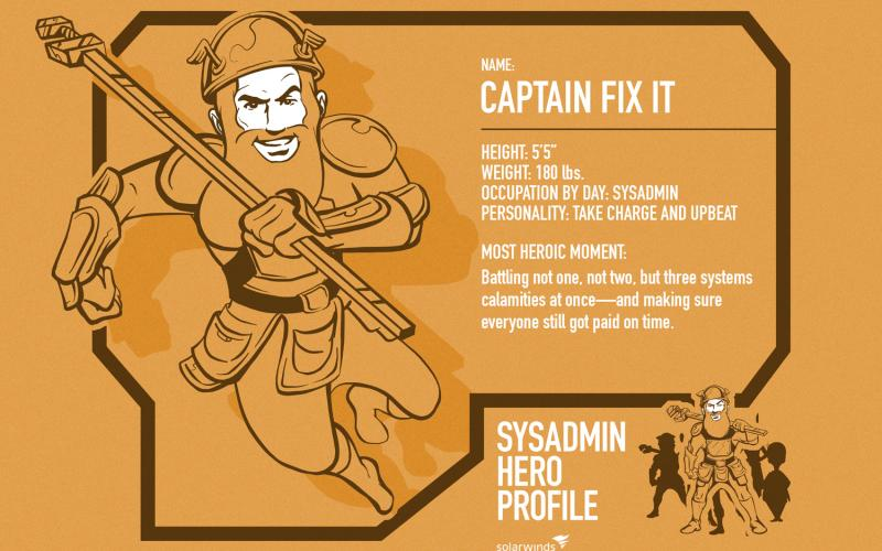 Sysadmin Superheroes | IT Infrastructure Advice, Discussion