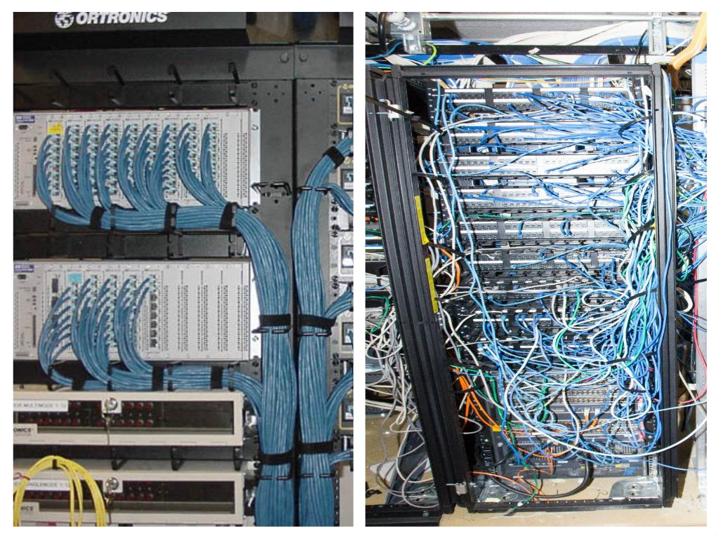on wiring management
