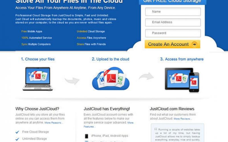 8 Great Cloud Storage Services | IT Infrastructure Advice
