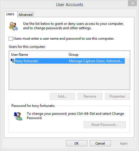 How to Enable Windows 10 Auto Login | IT Infrastructure Advice